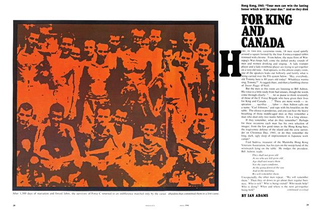 Article Preview: FOR KING AND CANADA, July 1968 | Maclean's