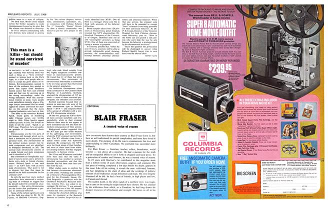 Article Preview: BLAIR FRASER, July 1968 | Maclean's