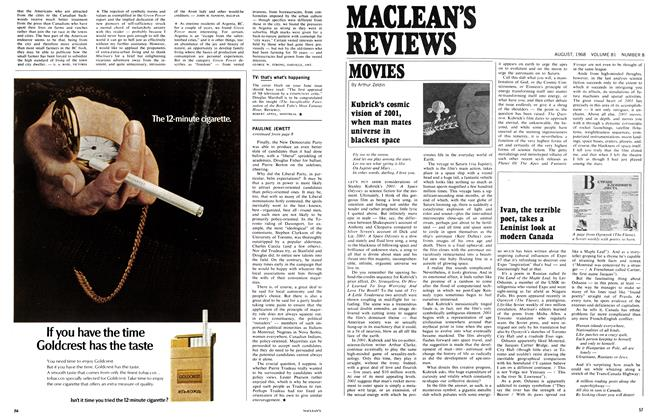Article Preview: Ivan, the terrible poet, takes a Leninist look at modern Canada, August 1968 | Maclean's