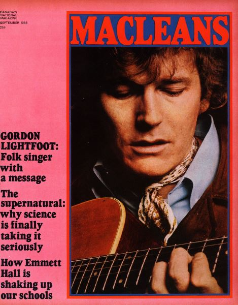 Issue: - September 1968 | Maclean's