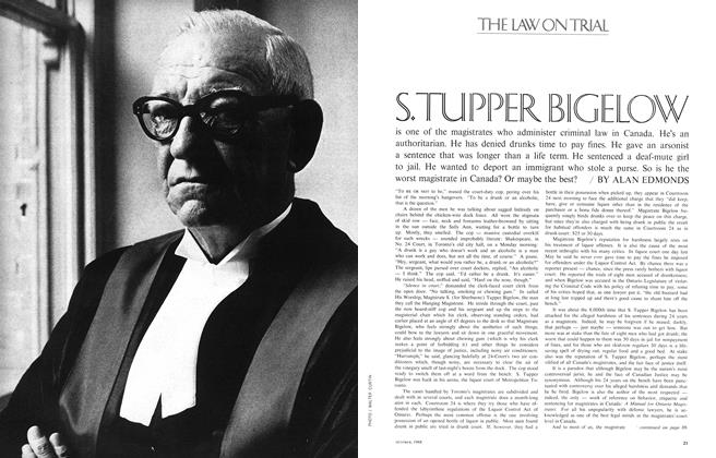 Article Preview: S. TUPPER BIGELOW, October 1968 | Maclean's