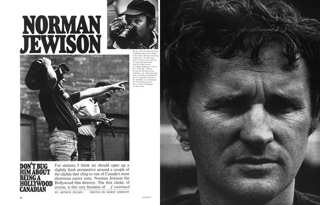 Article Preview: NORMAN JEWISON, October 1968 | Maclean's