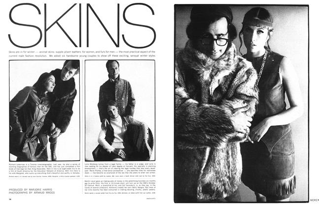 Article Preview: SKINS, October 1968 | Maclean's