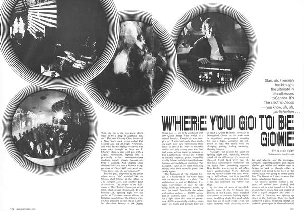 Article Preview: WHERE YOU GO TO BE GONE, April 1969 | Maclean's