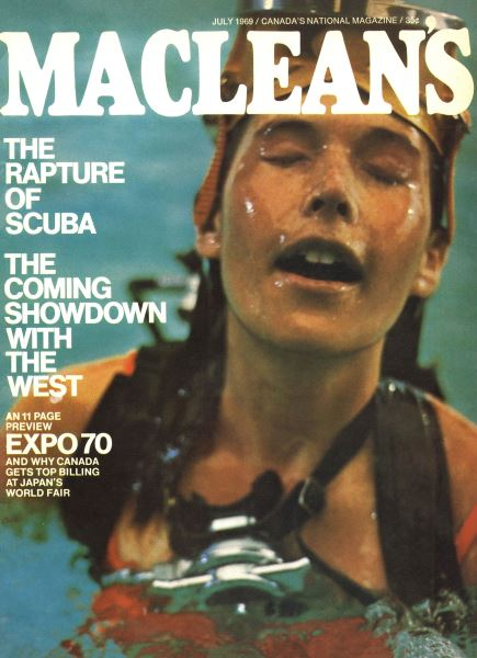 Issue: - July 1969 | Maclean's