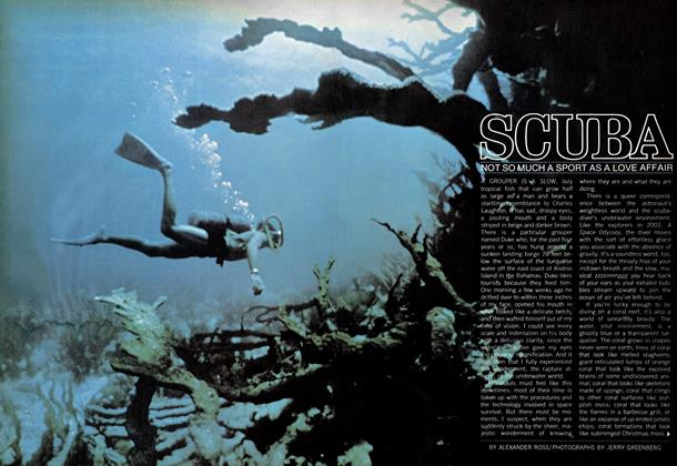 Article Preview: SCUBA, July 1969 | Maclean's