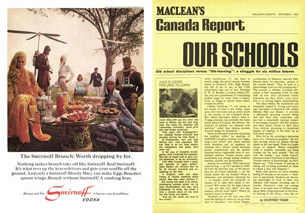 Article Preview: OUR SCHOOLS, September 1969 | Maclean's