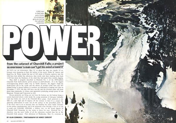 Article Preview: POWER, September 1969 | Maclean's