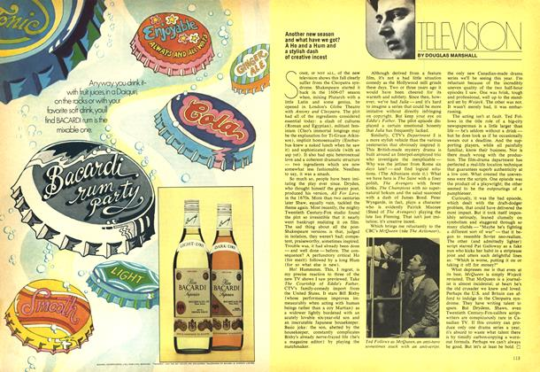 Article Preview: TELEVISION, October 1969 | Maclean's