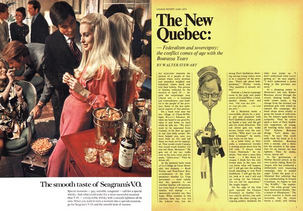 Article Preview: The New Quebec:, June 1970 | Maclean's