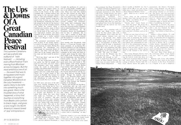 Article Preview: The Ups & Downs Of A Great Canadian Peace Festival, July 1970 | Maclean's