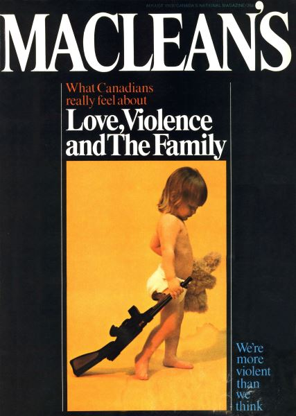 Issue: - August 1970   Maclean's