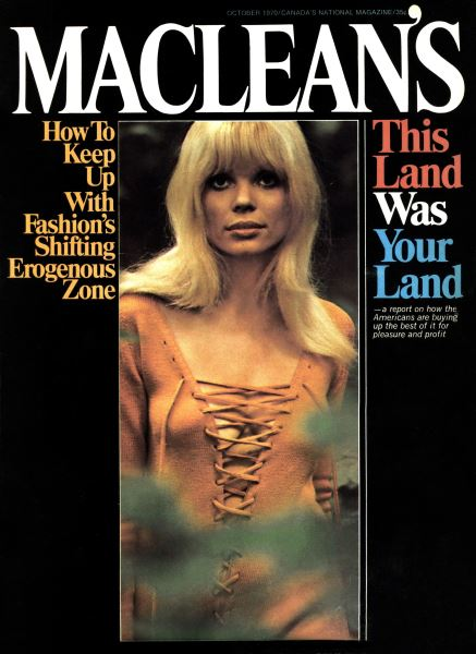 Issue: - October 1970 | Maclean's