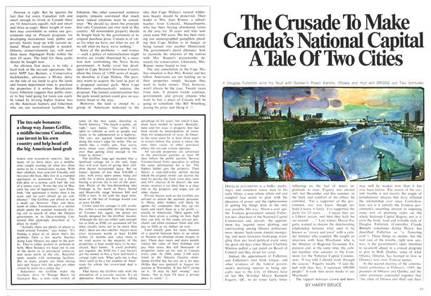 Article Preview: The Crusade To Make Canada's National Capital A Tale Of Two Cities, October 1970 | Maclean's