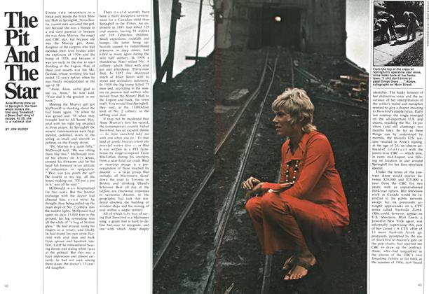 Article Preview: The Pit And The Star, November 1970 | Maclean's