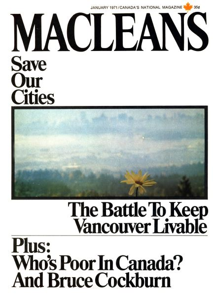 Issue: - January 1971 | Maclean's