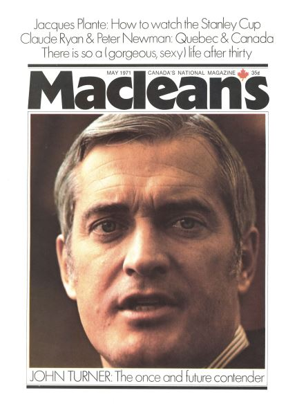 Issue: - May 1971   Maclean's