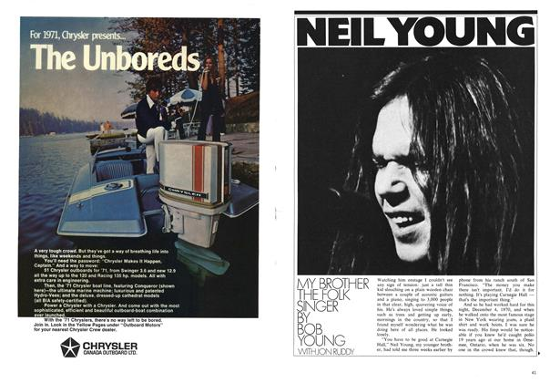 Article Preview: NEIL YOUNG, May 1971 | Maclean's