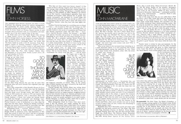 Article Preview: BUT SHE'S THE ONLY QUEEN WE'VE GOT, August 1971 | Maclean's