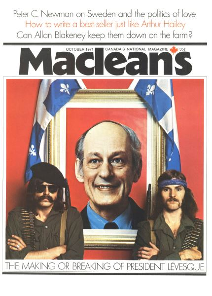 Issue: - October 1971 | Maclean's