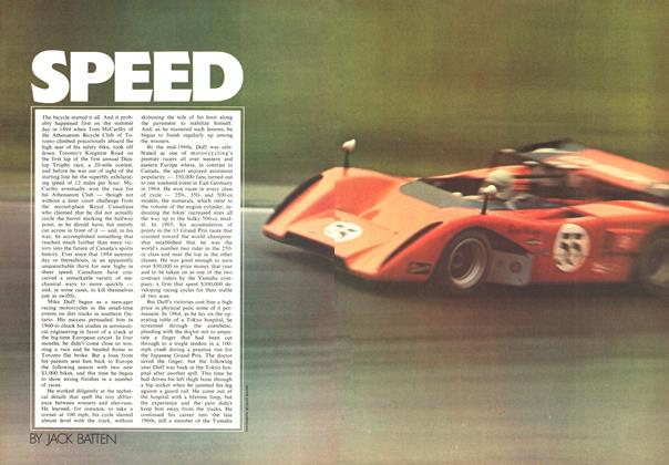 Article Preview: SPEED, October 1971 | Maclean's