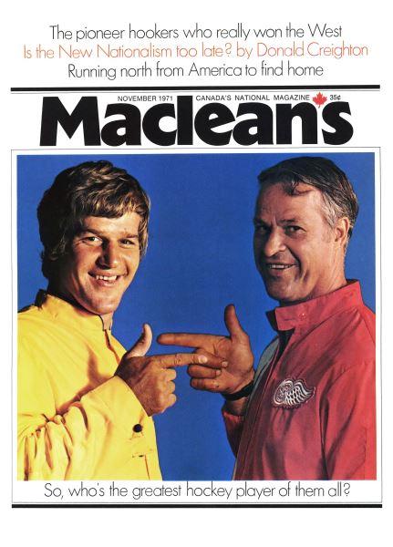 Issue: - November 1971 | Maclean's