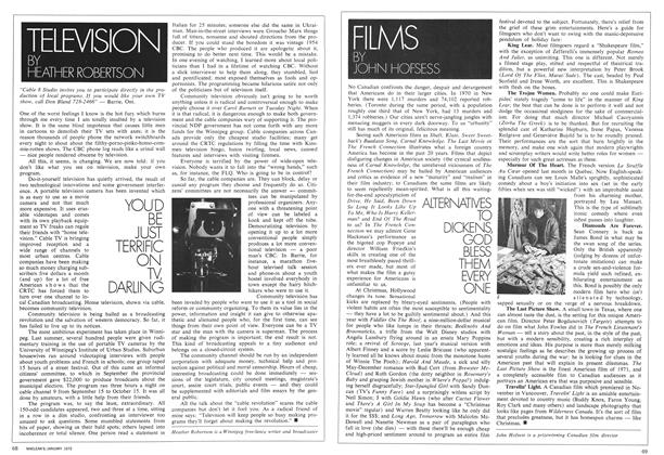 Article Preview: ALTERNATIVES TO DICKENS, GOD BLESS THEM EVERY ONE, January 1972 | Maclean's
