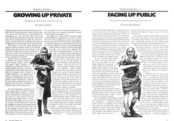 Article Preview: GROWING UP PRIVATE, February 1972 | Maclean's