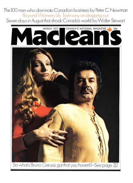 Issue: - March 1972 | Maclean's