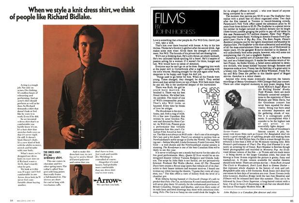 Article Preview: FILMS, June 1972 | Maclean's