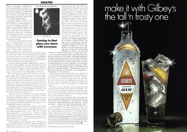Article Preview: THEATRE, July 1972 | Maclean's