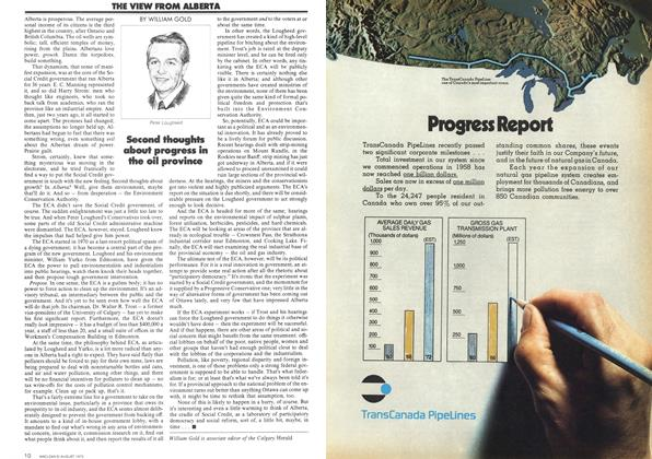 Article Preview: THE VIEW FROM ALBERTA, August 1972 | Maclean's