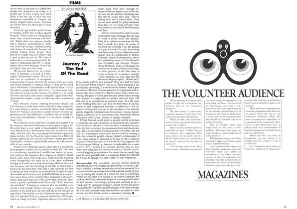 Article Preview: FILMS, September 1972 | Maclean's