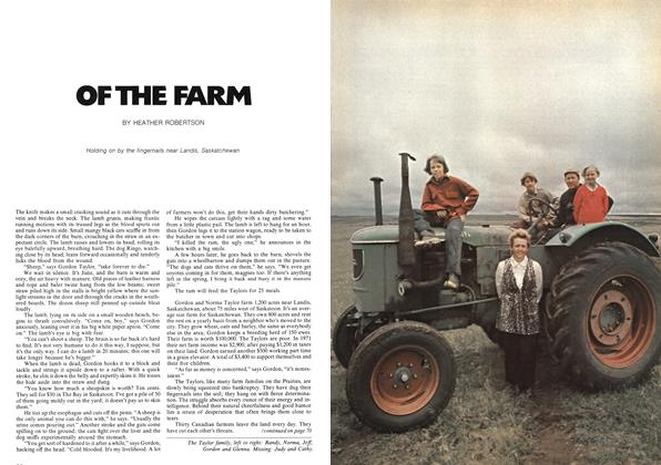 Article Preview: OF THE FARM, February 1973 | Maclean's