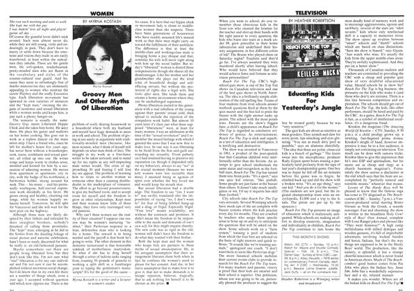 Article Preview: Groovy Men And Other Myths Of Liberation, February 1973 | Maclean's