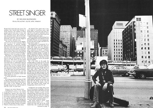 Article Preview: STREET SINGER, March 1973 | Maclean's