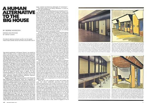 Article Preview: A HUMAN ALTERNATIVE TO THE BIG HOUSE, March 1973 | Maclean's