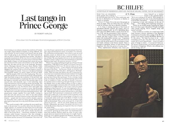 Article Preview: BC HILIFF,, June 1973 | Maclean's