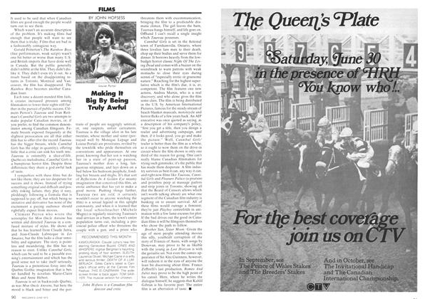 Article Preview: Making It Big By Being Truly Awful, June 1973 | Maclean's