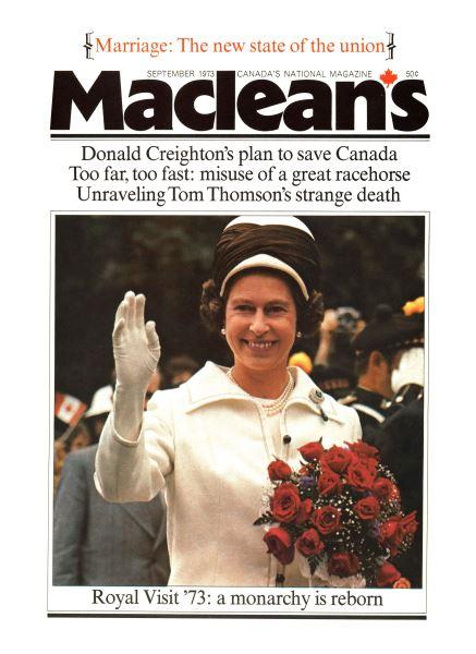 Issue: - September 1973 | Maclean's