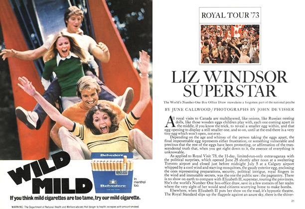 Article Preview: LIZ WINDSOR SUPERSTAR, September 1973 | Maclean's
