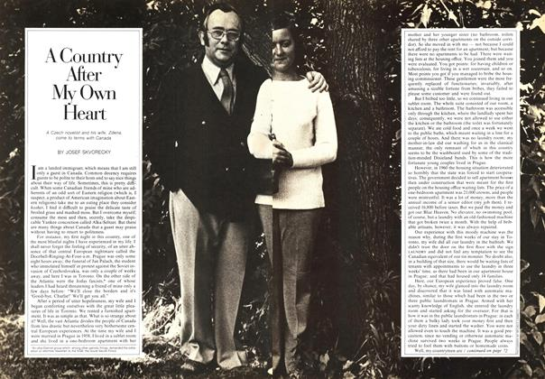 Article Preview: A Country After My Own Heart, March 1974 | Maclean's