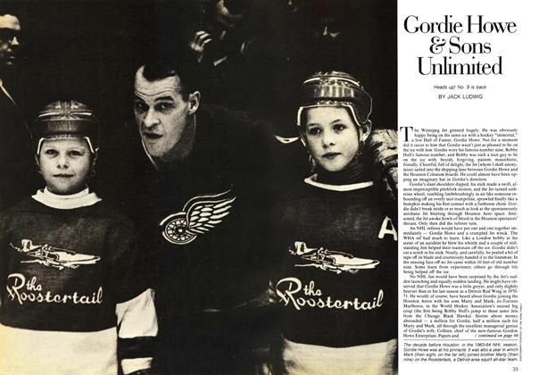 Article Preview: Gordie Howe & Sons Unlimited, March 1974 | Maclean's