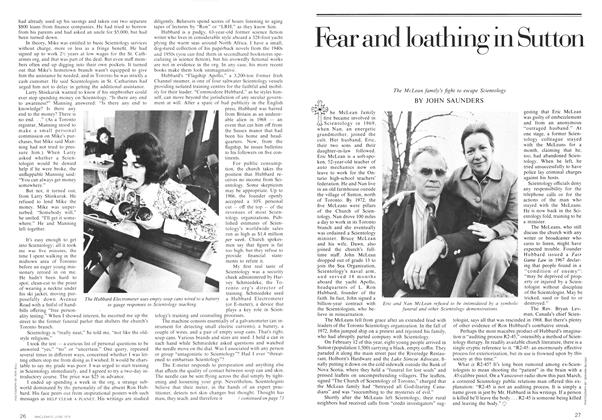 Article Preview: Fear and loathing in Sutton, June 1974 | Maclean's