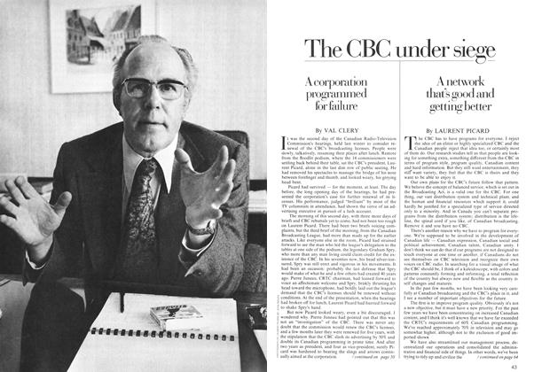 Article Preview: A corporation programmed for failure, June 1974 | Maclean's