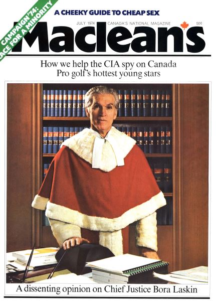 Issue: - July 1974 | Maclean's