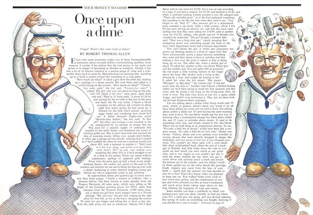 Article Preview: Once upon a dime, August 1974 | Maclean's