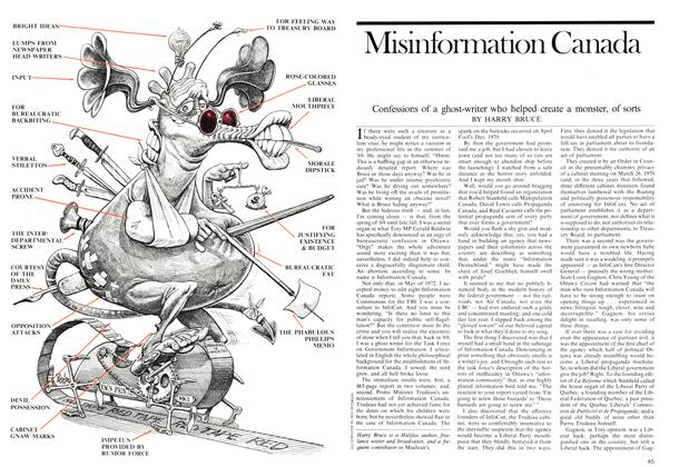 Article Preview: Misinformation Canada, January 1975 | Maclean's