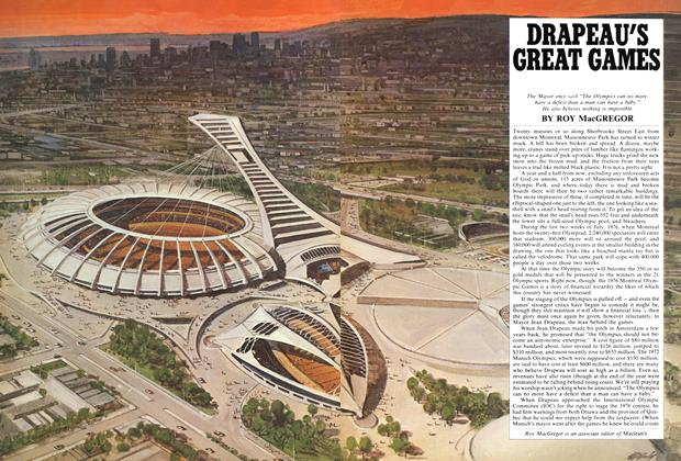 Article Preview: DRAPEAU'S GREAT GAMES, February 1975 | Maclean's