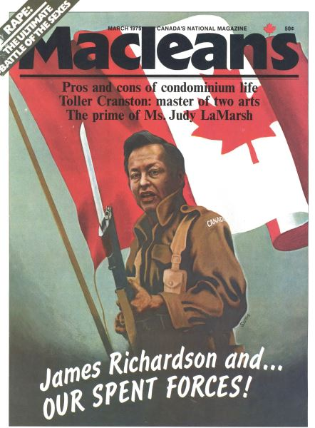 Issue: - March 1975 | Maclean's